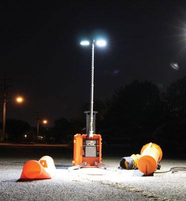 Sasrad Qs Led Light Tower Fiberscope Videoscope