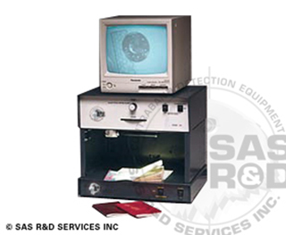 Infra red Document Examination System SAS-430