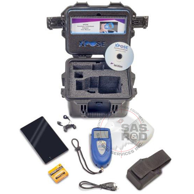 Xpose Density Meter Complete Kit